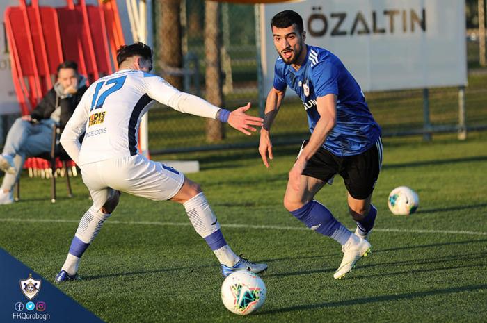 """""""Qarabağ"""" Qazaxıstan klubuna qalib gəldi"""