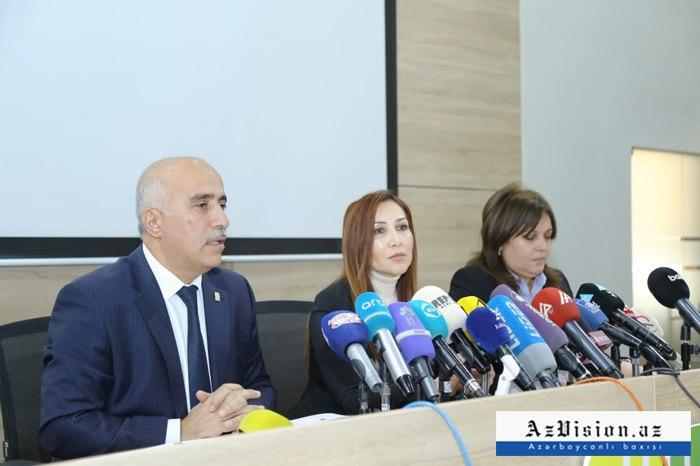"""""""Hər bir vətəndaş sudan qənaətlə istifadə etməlidir"""" -  ETSN rəsmisi"""