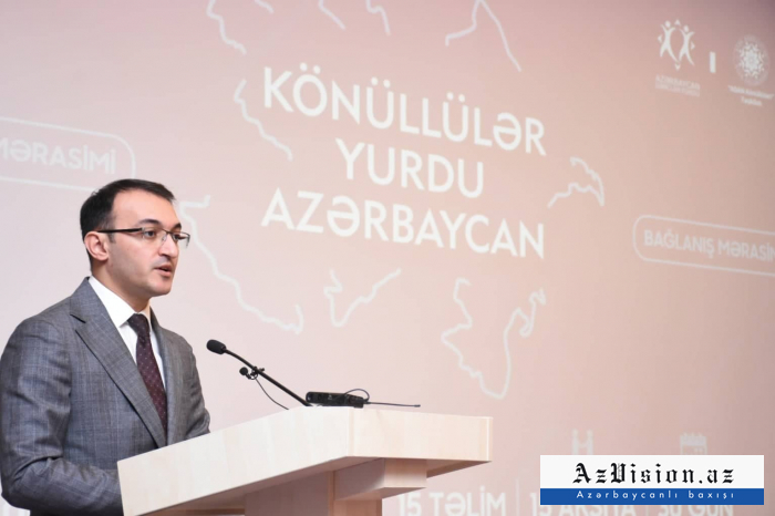 """""""1000-dən çox gənc """"ASAN xidmət""""də işə götürülüb"""" - Ülvi Mehdiyev"""