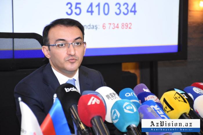 """""""ASAN xidmət""""in fəaliyyətinə dair hesabat təqdim olunub"""