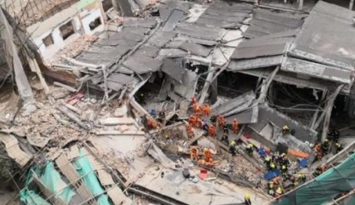 Kambocada bina çöküb, 36 nəfər ölüb