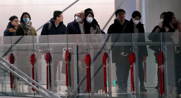 بكين تعلن حالة الطوارئ القصوى بسبب فيروس كورونا