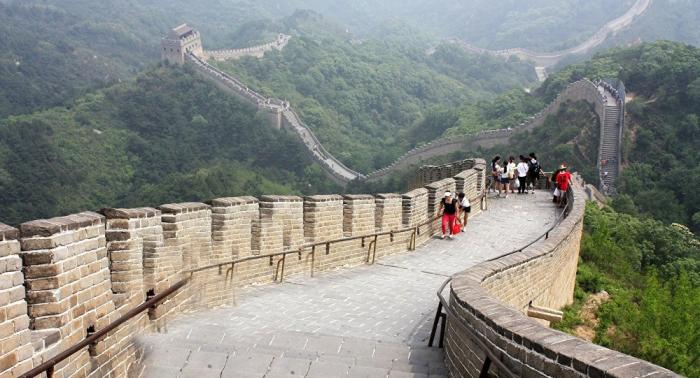 الصين تغلق أجزاء من السور العظيم بعد تفشي فيروس كورونا