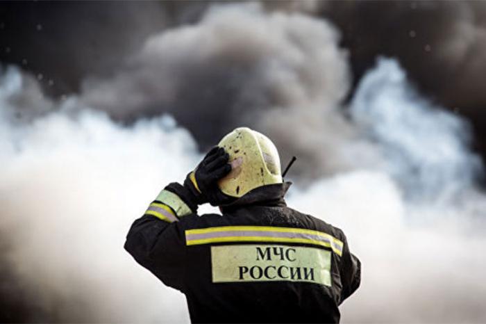 Rusiyada 4 nəfər yanaraq ölüb