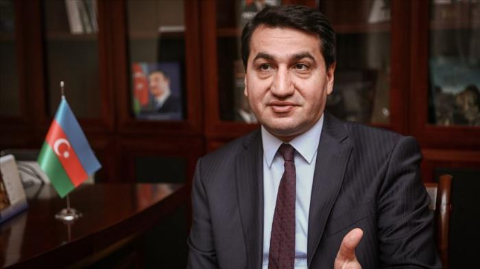 Hikmet Hadjiyev:   «Le conflit ne doit pas être un objet de démagogie ou de populisme»