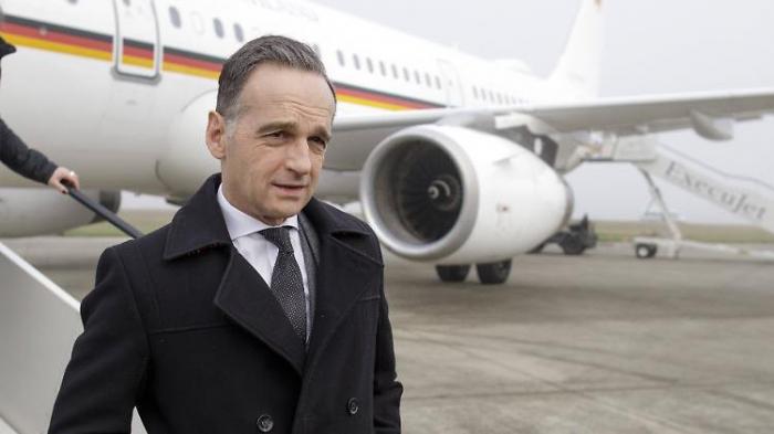 Maas kündigt weiteres Libyen-Treffen an