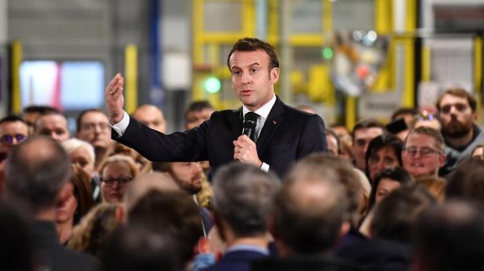 Frankreich gönnt sich eine Streikpause