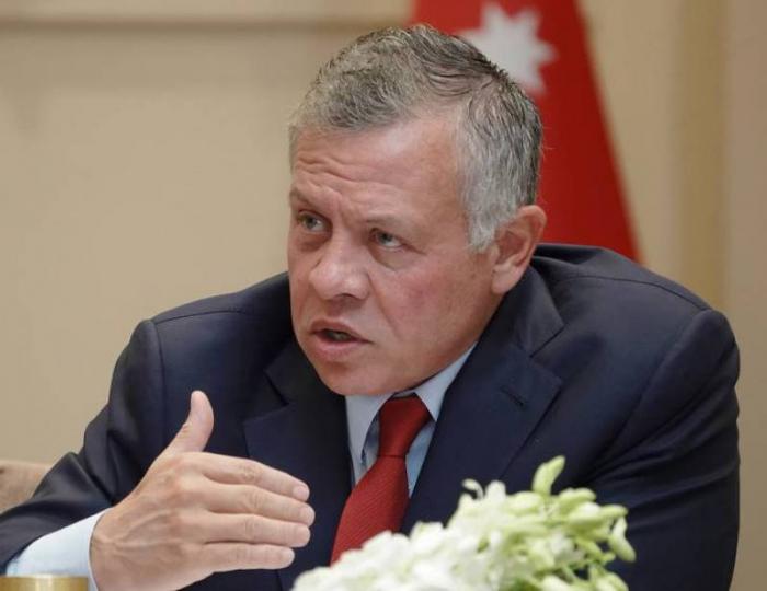 Le roi de Jordanie inquiet de la «résurgence» de l