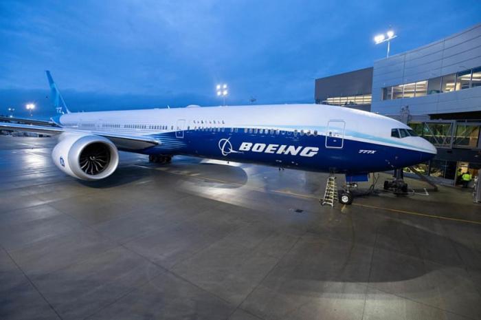 """""""Boeing 777X""""in ilk uçuşu yenə təxirə salındı"""