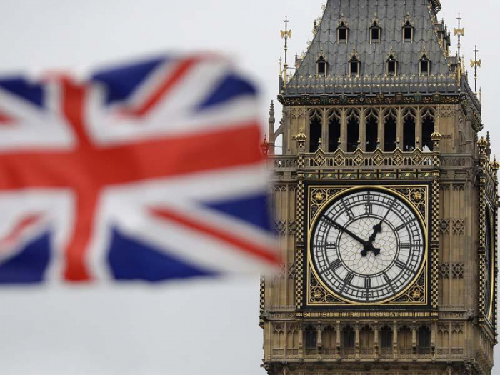 Un compte à rebours à Londres mais pas de carillon de Big Ben pour le Brexit