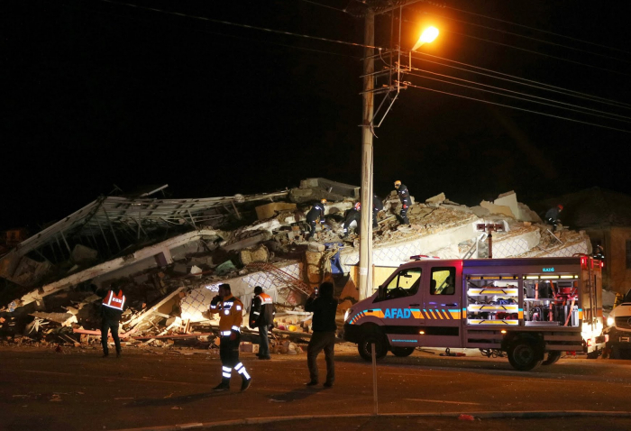 At least 22 dead, 1031 injured in Turkey earthquake - UPDATED