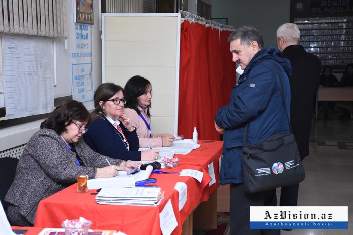 Azərbaycanda iki məntəqə seçki komissiyası buraxıldı