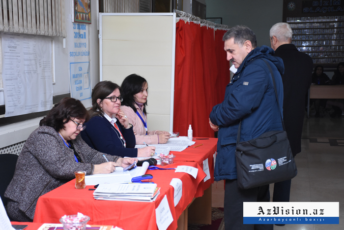 Number of candidates registered for early parliamentary elections in Azerbaijan reaches 557