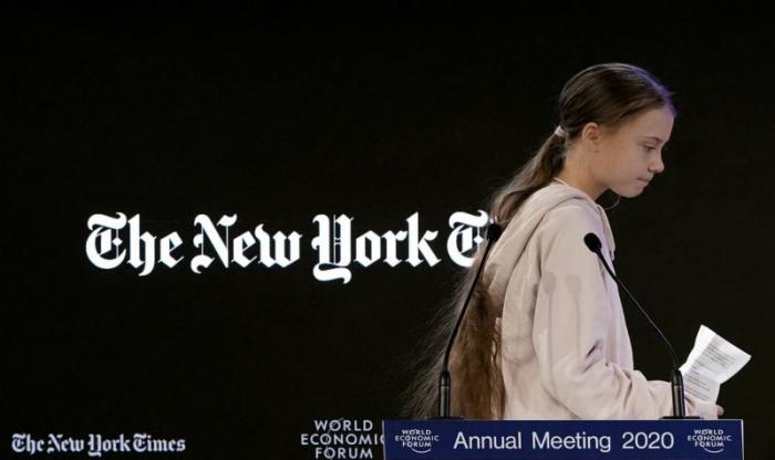"""Un ministre américain conseille à Greta Thunberg de """"faire des études"""""""