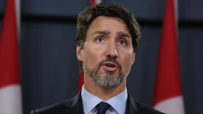 Trudeau urges Iran to send downed jetliner