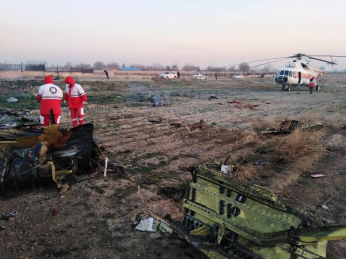 Iran admits shooting down Ukrainian airliner