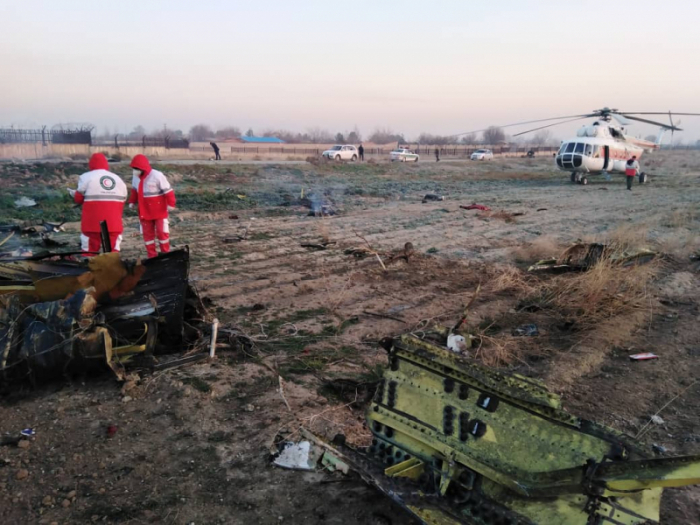 166 victims of Ukraine plane crash in Iran identified