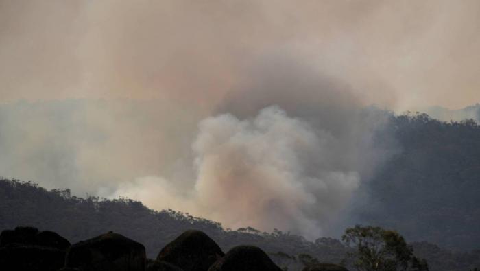 Les fumées des incendies australiens ont fait le tour du globe