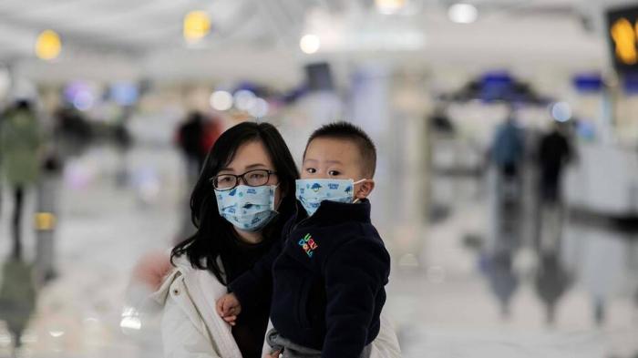 Virus chinois:   premier cas à Taïwan