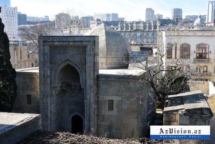 İçərişəhərdə iki qəzalı bina restavrasiya olunur