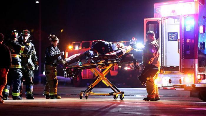 ABŞ-da atışma, 4 nəfər ölüb