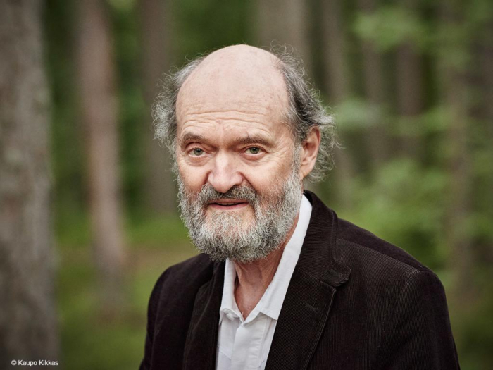Arvo Pärt was the world's second most performed living composer in 2019