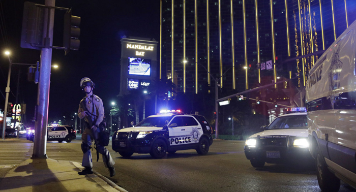Injuries reported as police respond to shooting at fashion show mall in Las Vegas