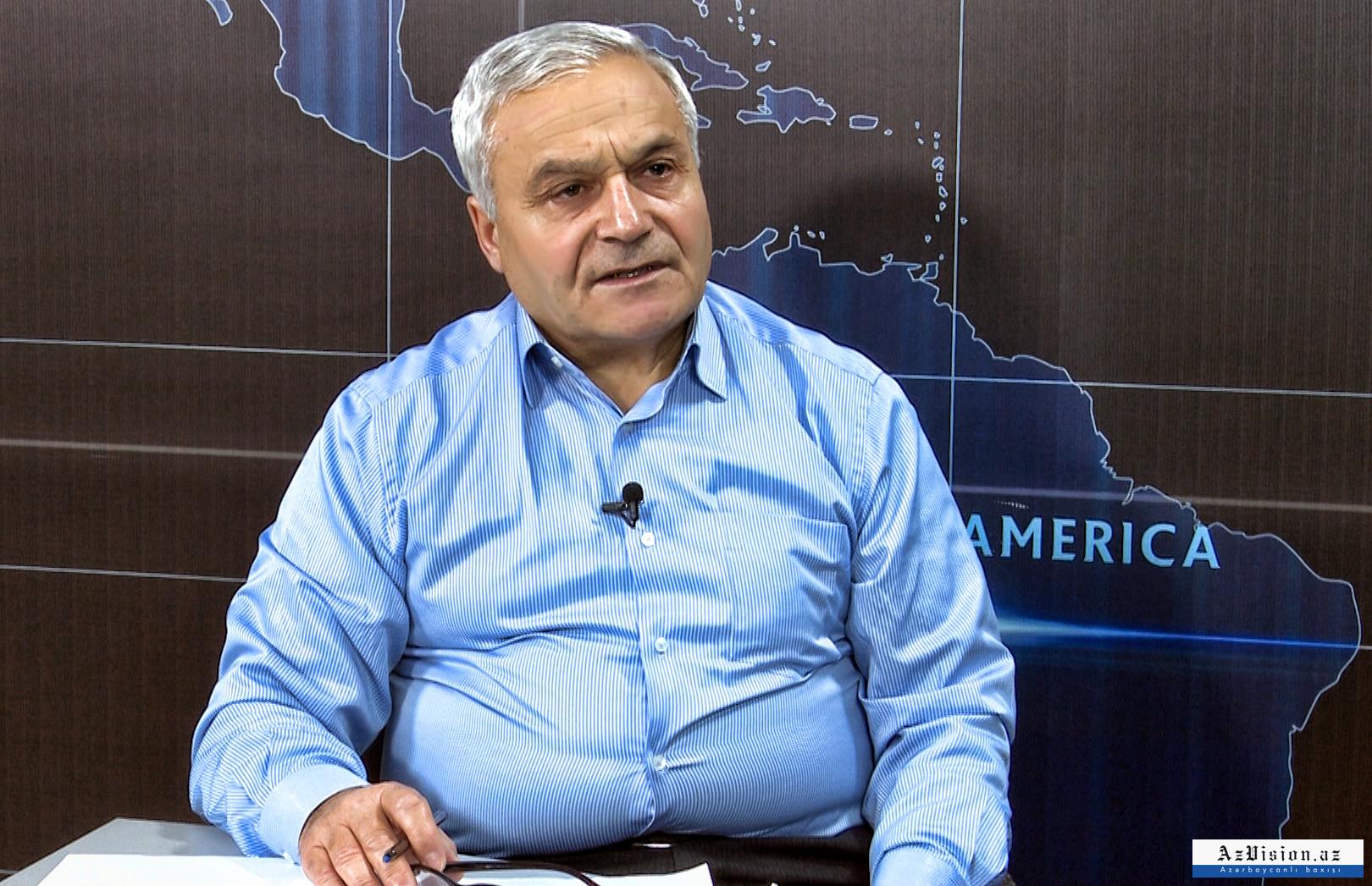 """AXCP-nin sabiq funksioneri: """"Əli Kərimli cəbhəçiləri şantaj edib mitinqlərə çıxarırdı"""" - VİDEO"""