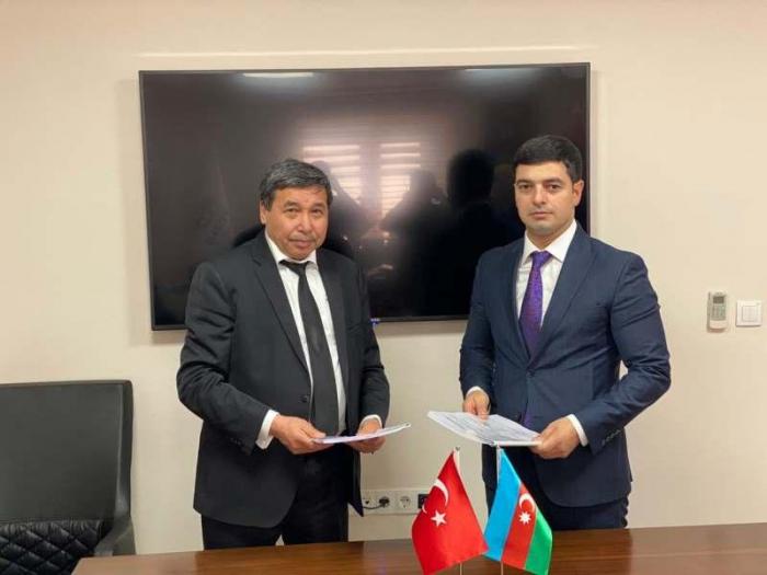New agreement inked between railway companies of Azerbaijan, Turkey