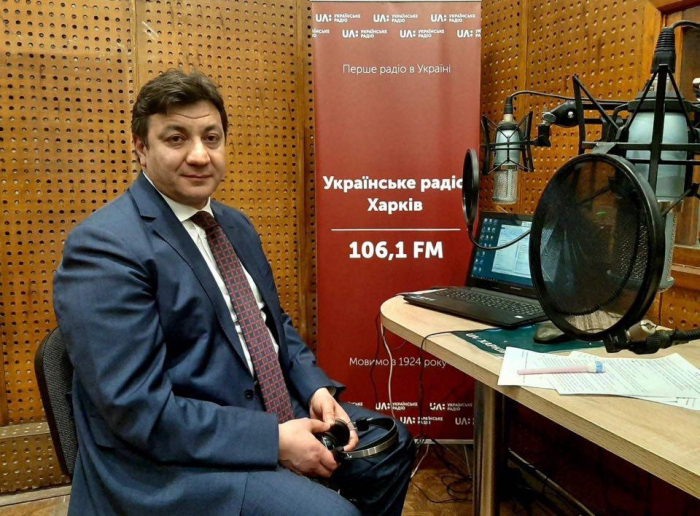 Ukrayna radiosunda Ermənistanın işğalçılıq siyasəti pislənildi
