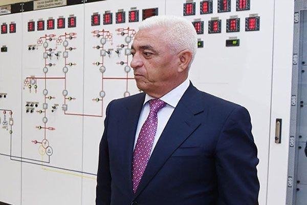 """""""Azerenerji"""" prezidentinə ağır itki üz verib"""