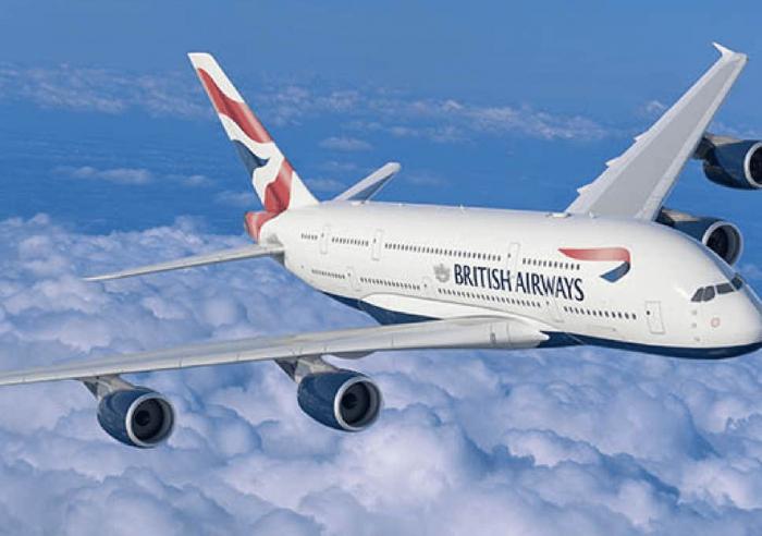 """British Airways"" Çinə bütün uçuşları dayandırdı"