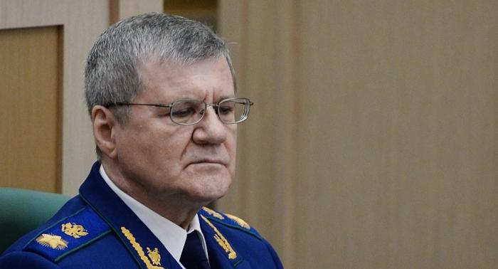 Rusiyanın Baş prokuroru vəzifəsini tərk edib