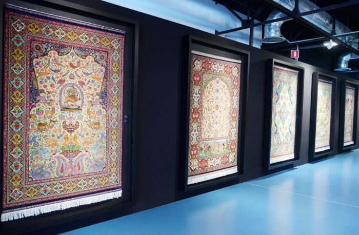 Alfombras de Azerbaiyán se exhibirán en la Sede de la UNESCO