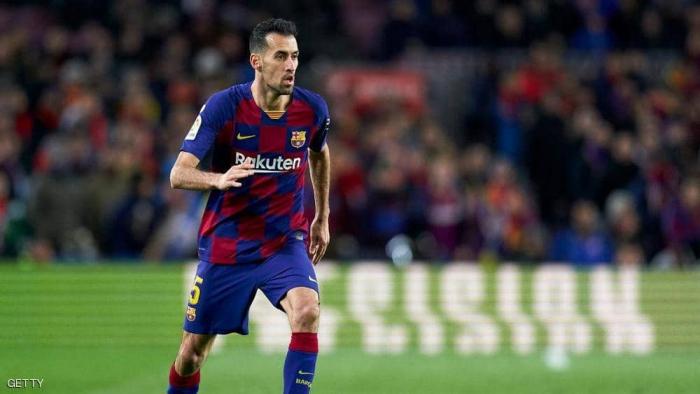 بوسكيتس: برشلونة قادر على الفوز بكل البطولات هذا الموسم