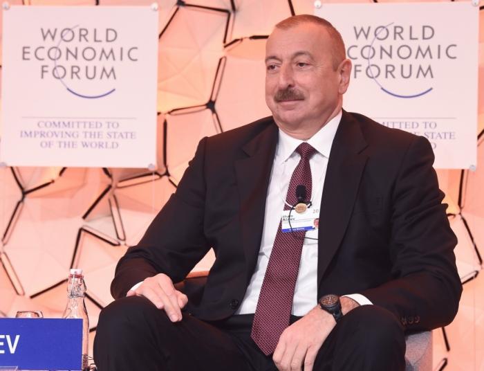 """Presidente de Azerbaiyán  : """"Hemos estado sometidos a la ocupación de Armenia, y esto es una amenaza constante"""""""