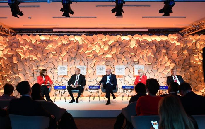 50-ci Davos sammiti: Prezidentin verdiyi əsas mesajlar – TƏHLİL