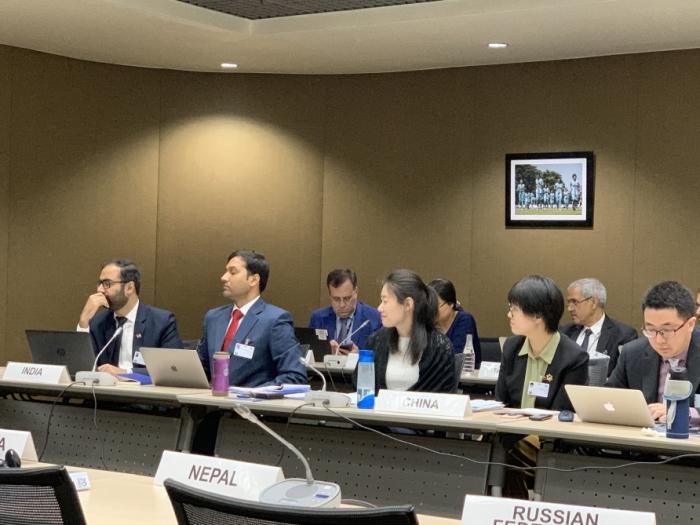 Digital Trade Hub of Azerbaijan and Asan Imza presented at UN meeting in Bangkok