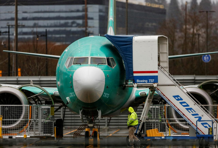 Boeing 737 MAX charges to top $18 billion