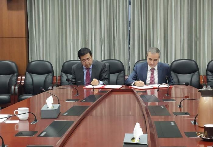 يتم التحدث عن الإصلاحات التي أجريت في أذربيجان في الصين -   صور