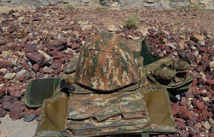 Qarabağda iki erməni hərbçi yaralanıb