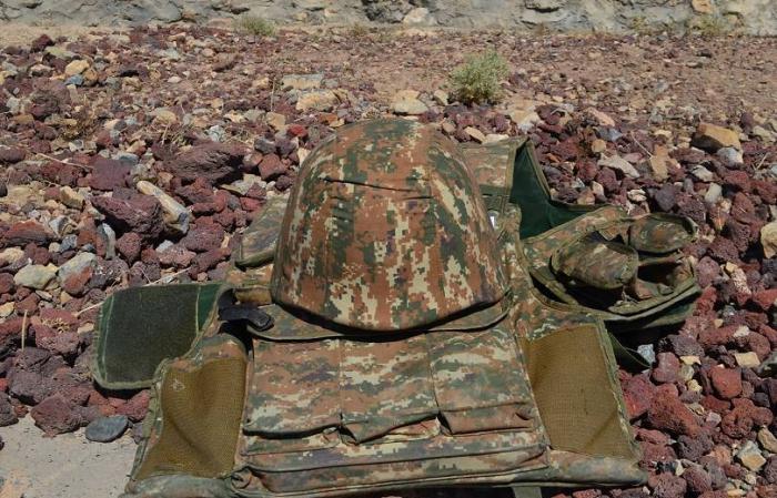 Zwei armenische Soldaten in Karabach verwundet