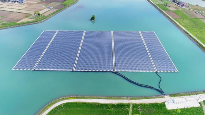 Azerbaijan to introduce floating solar panels