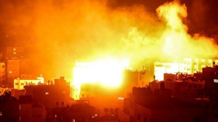 ABŞ-ın İraqdakı bazasına raket hücumu - Yaralılar var