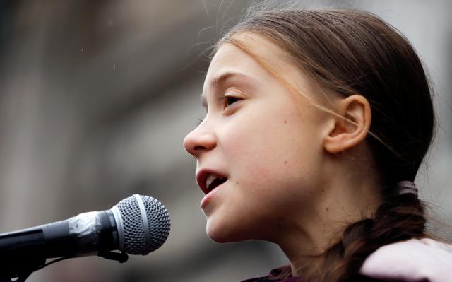 Another two years lost to climate inaction - Greta Thunberg