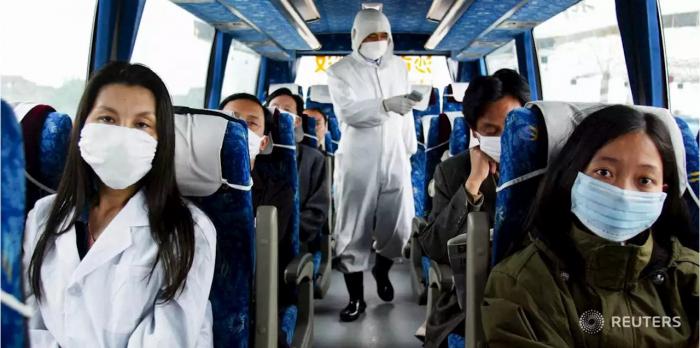 ABŞ Çindən gələnləri koronovirusa görə yoxlayacaq
