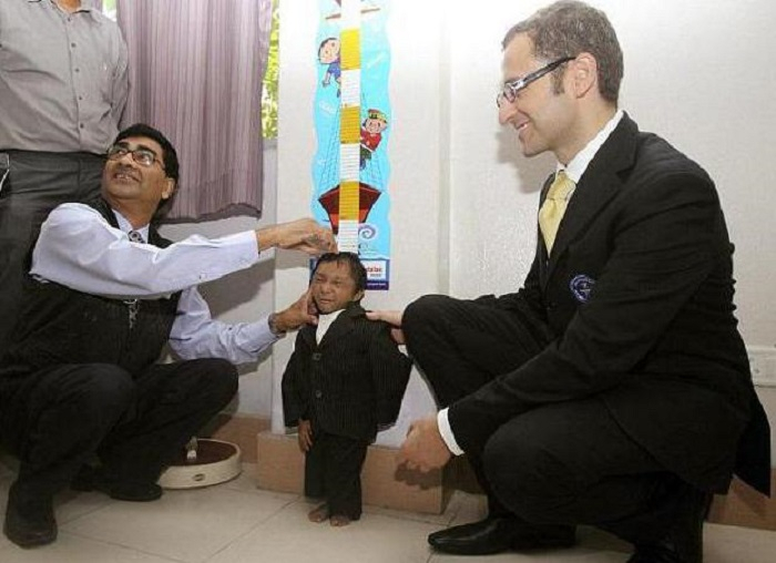 Dünyanın ən balaca boylu insanı ölüb