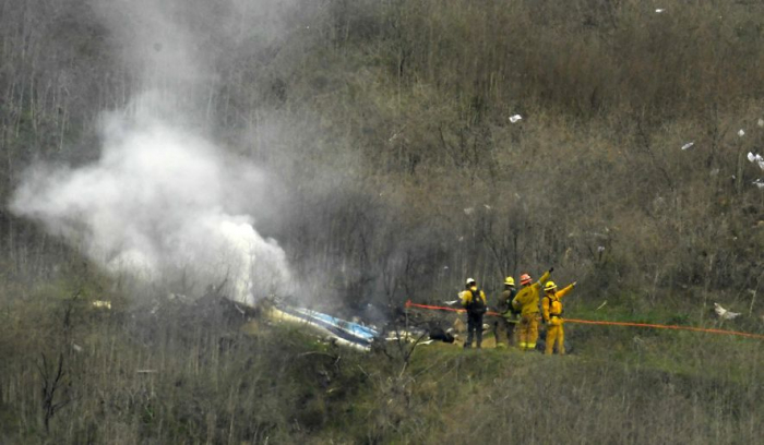 Fog seen as possible cause of helicopter crash that killed Kobe Bryant
