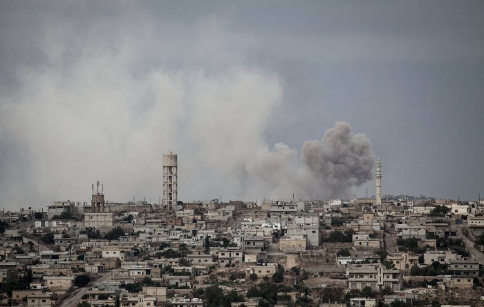 Əsəd ordusuna hücum: 40 hərbçi öldü, 80 yaralı var