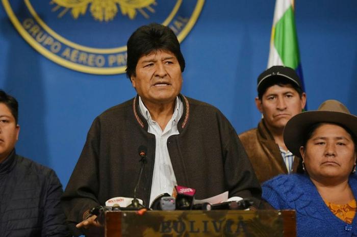 Bolivie: le Parlement entérine la démission de Morales